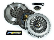 FX OE Preimum Clutch Kit and Chromoly Flywheel Fits 03-08 Hyundai Tiburon 2.7L SE GT