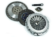 FX Racing OE Premium Clutch Kit and Race Flywheel Fits 97-08 Tiburon Elantra 2.0L