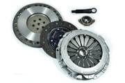 FX Racing OE Premium Clutch Kit and Race Flywheel Fits 97-08 Tiburon Elantra 2.0L