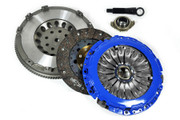 FX Racing Stage 1 Clutch Kit and Chromoly Flywheel Fits 2003-2008 Tiburon 2.7L SE GT