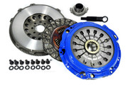 FX Racing Stage 3 Clutch Kit and Chromoly Flywheel Fits 03-08 Tiburon 2.7L 5 Speed