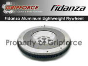Fidanza Aluminum Lightweight Flywheel Fits 2003-2008 Hyundai Tiburon 2.7L SE GT