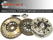 Gripforce OE Clutch Kit and Lightweight Flywheel Fits Hyundai Tiburon Elantra 2.0L