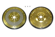 FX Racing Aluminum Flywheel Acura RSX  Base L Type-S Civic Si 2.0L K20 5&6 Speed