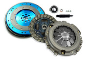 FX Racing OE Clutch Kit and Aluminum Flywheel RSX Type-S Civic Si 2.0L K20 VTEC 6Spd