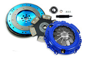 FX Racing Stage 4 Clutch Kit and Aluminum Flywheel RSX Type-S Civic Si 2.0L K20 6Spd
