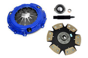 FX Racing Stage 4 Race Clutch Kit Acura RSX Type-S Honda Civic Si 2.0L 6 Speed