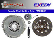 Exedy OE OEM Clutch Pro-Kit Set 2005-2008 Ford Mustang GT 4.6L SOHC 8Cyl