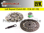 LuK OEM Clutch Kit Repset and Slave Cyl 2005-2008 Ford Escape Mazda Tribute 2.3L Suv