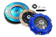 FX Multi-Friction Clutch Kit  and  Aluminum Flywheel Honda Accord Acura TSX 2.4L K24