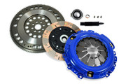 FX Racing Multi-Friction Disc Clutch Kit  and  Chromoly Flywheel TSX Accord 2.4L K24
