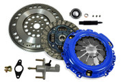 FX Stage 1 Clutch Kit and Chromoly Flywheel and Hd Master Cylinder TSX Accord 2.4L K24
