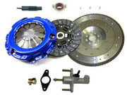 FX Stage 1 Clutch Kit and Fidanza Flywheel and Hd Master Cylinder TSX Accord 2.4L I4 K24