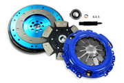 FX Stage 3 Clutch Kit and Aluminum Flywheel 04-08 Acura TSX 03-07 Honda Accord 2.4L