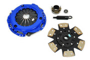 FX Racing Stage 3 Clutch Kit Set Toyota 4Runner Suv T100 Tacoma 2.4L 2.7L 3RZFE
