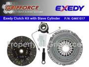 Exedy OEM Clutch Kit Set and Slave Cylinder 2003-2007 Saturn Ion-1 Ion-2 Ion-3 2.2L