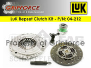LuK OE OEM Clutch Kit Repset and Slave Cylinder 2002-2007 Saturn Vue Suv 2.2L