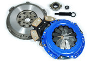 FX Stage 3 Clutch Kit & Chromoly Flywheel for Prizm Vibe Celica Corolla Matrix MR2 1.8L 5Speed