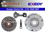 Exedy OEM Clutch Kit and Slave 2004-07 Ford Focus LX SE St ZTS Ztw ZX3 Zx4 ZX5 2.3L