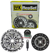 LuK Clutch Kit and Slave 05-07 Chevy Cobalt SS 04-07 Saturn Ion Redline 2.0L S/C