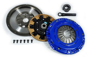 FX Kevlar Clutch Kit and  Chromoly Flywheel 1990-91 VW Corrado G60 1.8L Supercharged