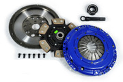FX Racing Stage 3 Clutch Kit and Flywheel Set 90-91 VW Corrado G60 1.8L Supercharged