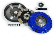 FX Stage 4 Clutch Kit and Prolite Flywheel 1990-91 VW Corrado G60 1.8L Supercharged