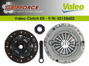 Valeo OEM Clutch Kit VW Volkswagen Beetle Golf Jetta 2.0L I4 Gasoline Mk4 Model