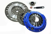 FX Racing Stage 1 Clutch and Solid Flywheel Kit 2006 Subaru Baja Forester 2.5L Turbo