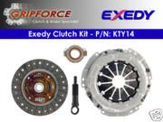 Exedy Clutch Kit 2000-05 Toyota Celica GT GTS Corolla Matrix XR-S Vibe GT 1.8L