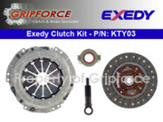 Exedy OE Clutch Pro-Kit Set Corolla Celica MR2 1ZZFE Matrix Vibe Prizm 1.6L 1.8L