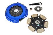 FX Stage 3 Clutch Kit G20 200SX NX Coupe Sentra SE Se-R 1.8L 2.0L Sr20De Qg18De