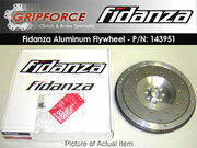 Fidanza Aluminum Flywheel 02-06 Nissan Altima Sl SE Se-R Maxima Fwd 3.5L VQ35DE