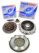Exedy Clutch Kit and FX Chromoly Flywheel 2001-2007 Lancer Evolution Evo 7 8 9