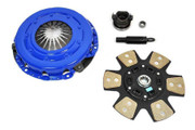 FX Racing Stage 3 Clutch Kit 2002-04 Jeep Liberty 3.7L 2000-06 Wrangler 4.0L Tj