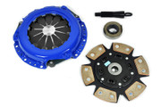 FX Racing Stage 3 Race Clutch Kit Fits 1996-08 Hyundai Elantra Tiburon 1.8L 2.0L
