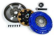 FX Kevlar Clutch Kit  and  Flywheel Audi TT VW Golf Jetta Beetle 1.8L 1.8T 1.9L Tdi