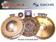 Sachs OEM Clutch and Solid Flywheel Kit VW Beetle Golf Jetta Audi TT 1.8L Turbo 5Spd