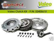 Valeo OE Clutch and Flywheel Conversion Kit 00-06 Audi TT Quattro 1.8L Turbo 6-Speed