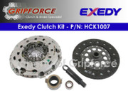 Exedy OE Clutch Kit Acura Cl Type-S Tl Base 3.2L Honda Accord EX LX SE 3.0L 6Spd