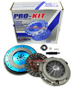 Exedy OEM Clutch Kit and FX Race Aluminum Flywheel RSX Base L Civic Si 2.0L K20 5Spd