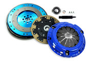FX Racing Kevlar Clutch Kit and Aluminum Flywheel RSX Base L Civic Si 2.0L K20 5Spd