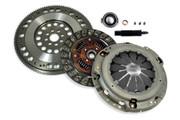 FX Racing OE Clutch Kit and Chromoly Flywheel 02-06 RSX 02-05 Civic Si 2.0L K20 5Spd
