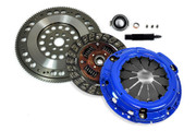 FX Stage 1 Clutch Kit and Chromoly Flywheel 02-06 RSX 02-05 Civic Si 2.0L K20 5Speed