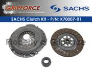 Genuine Sachs OEM Clutch Kit 95-01 Audi A6 A4 & Quattro 98-05 VW Passat 2.8L V6