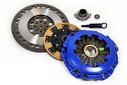 FX Kevlar Clutch Kit & Chromoly Flywheel 9-2X Aero Baja Forester Impreza Legacy