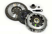 FX Racing OE Clutch Kit and Chromoly Flywheel 9-2X WRX 2.0L Baja Forester 2.5L Turbo