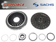 Sachs OEM Clutch Kit 2001-2005 Porsche 911 Coupe Convertible 996 Twin Turbo 3.6L