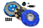 FX Racing Kevlar Clutch Kit and Prolite Aluminum Flywheel 01-06 BMW  M3 E46 3.2L S54