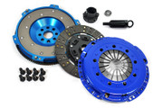 FX Racing Stage 2 Rigid Clutch Kit and Aluminum Flywheel 01-2006 BMW M3 E46 3.2L S54